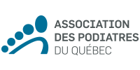 Logo Association des Podiatres